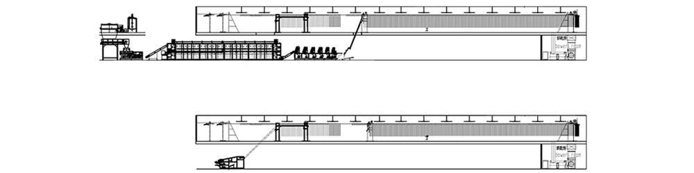 干面生产流程图
